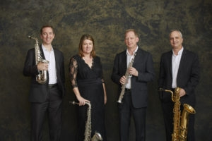 Concert: City of Angels Saxophone Quartet (COASQ)
