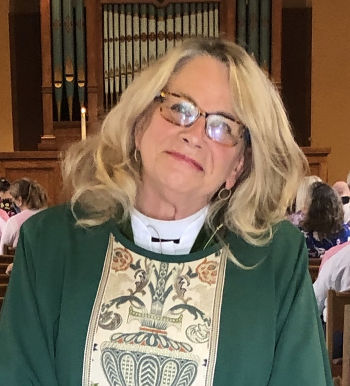 The Rev. Jamie Barnett